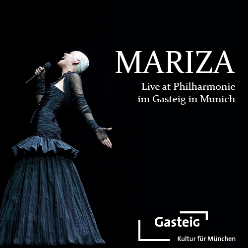 Live at Philharmonie im Gasteig in Munich