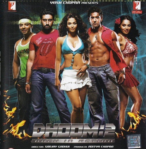 Dhoom 2 (OST)